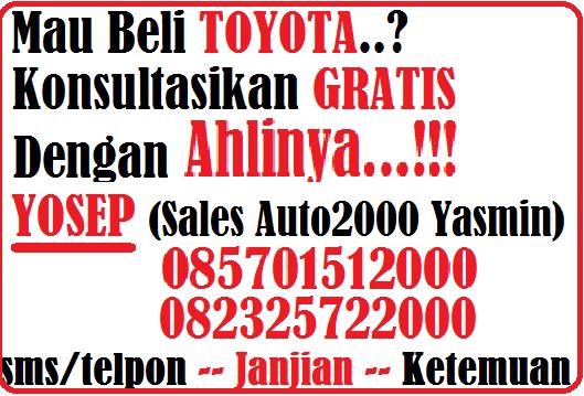 Toyota Bogor Yasmin