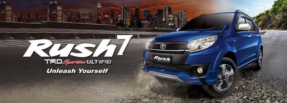Exterior:New Rush TRD Sportivo dengan eksterior yang semakin gagah dan sporty, hadirkan kepuasan berkendara. Interior:New Rush TRD Sportivo dengan interior...