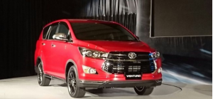 Informasi Toyota Innova Venturer