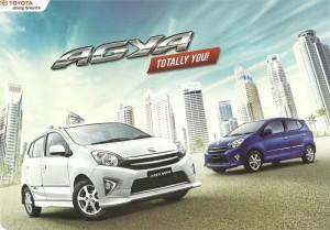 Promo Akhir Tahun Toyota Agya
