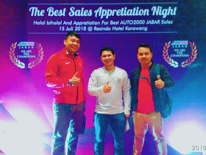 Sales Toyota Bogor