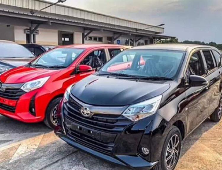 Promo Toyota Calya