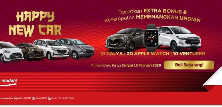 Promo Toyota Yasmin