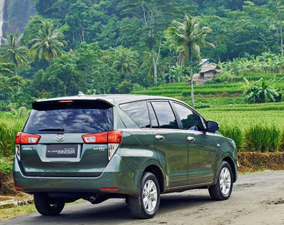 Promo Toyota Lebaran di Bogor