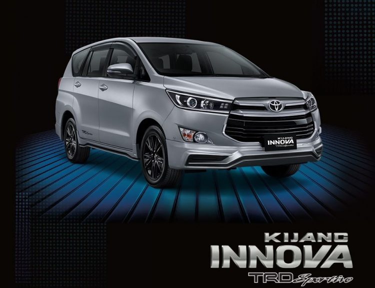 Toyota Kijang Innova TRD