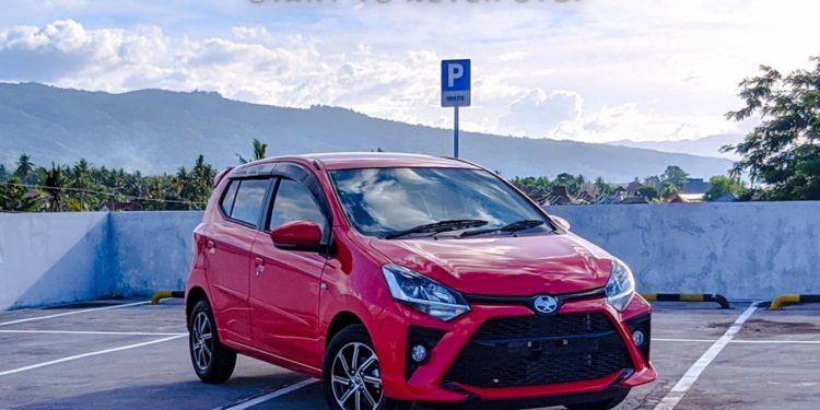 Promo Toyota Agya dan Toyota Calya